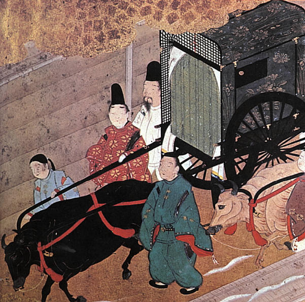 Chapter Three: The Heian Period Aristocrats